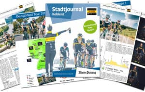 Printreferenz Stadtjournal Koblenz