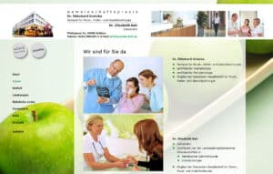 Referenz Gemeinschaftspraxis Dr. Grutzka und Dr. Kah