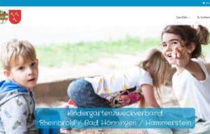 Referenz Kindergartenzweckverband Rheinbrohl / Bad Hönningen / Hammerstein