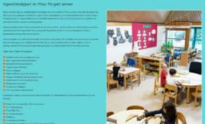 Screenshot der Unterseite Casa Vivida (Maxi-Projekt) von der Website kigazweckverband.de